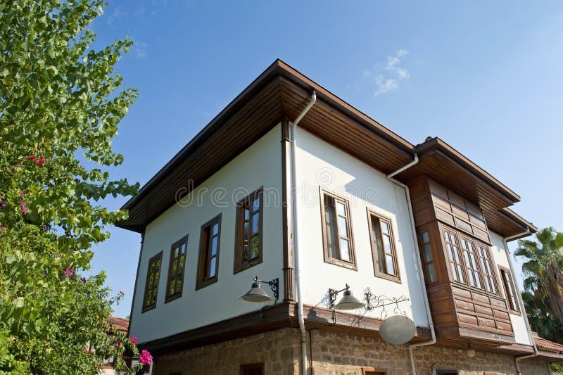 Casa renovada imagem de stock