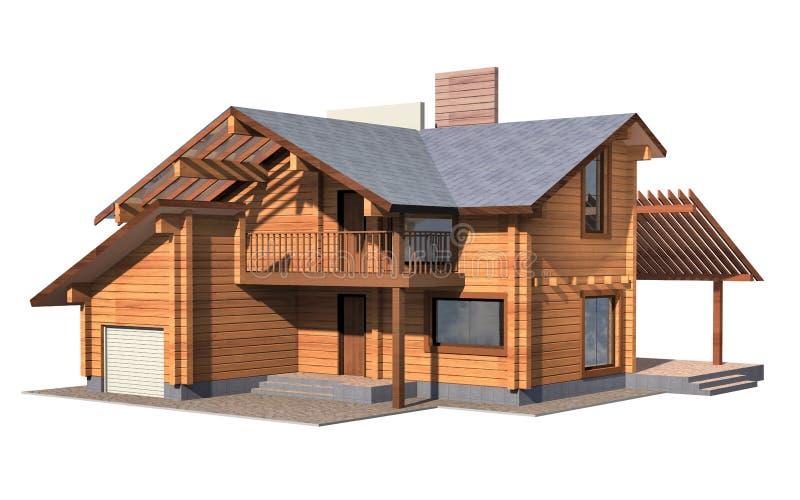 Casa residencial imagens de stock royalty free