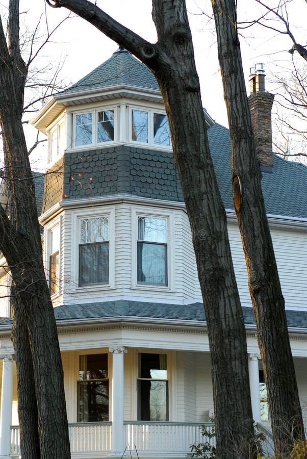 Casa residenziale immagini stock libere da diritti