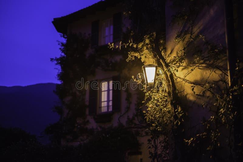 Casa romantica fotografia stock