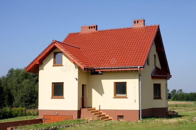 Casa rural fotografia de stock royalty free