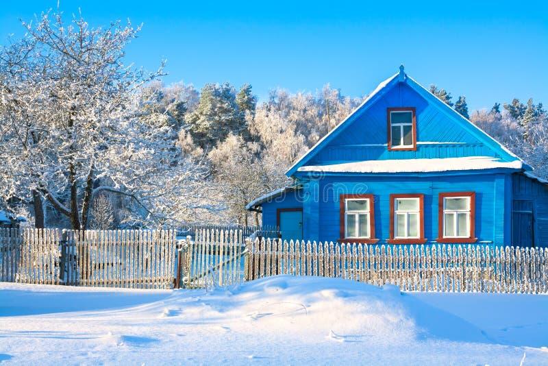 Casa rural imagen de archivo libre de regalías