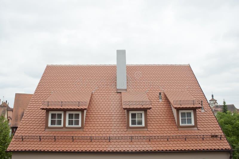 Casa típica fotografia de stock royalty free