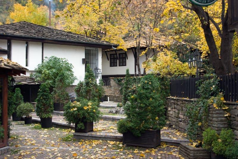 Casa tradicional fotografía de archivo libre de regalías