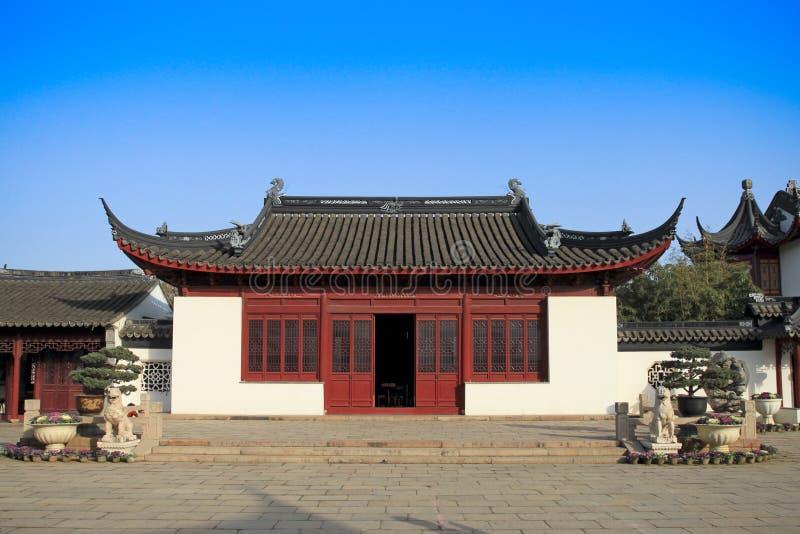 Casa tradicional china imagen de archivo libre de regalías