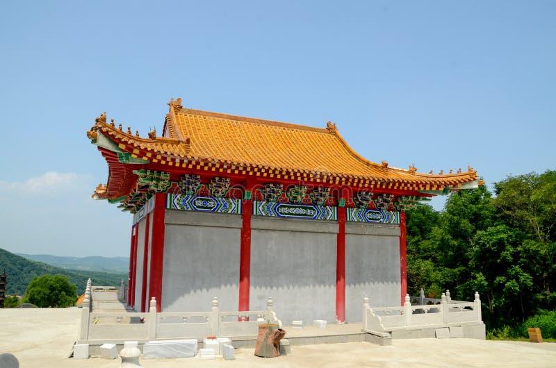 Casa tradicional chinesa do lingote imagem de stock royalty free