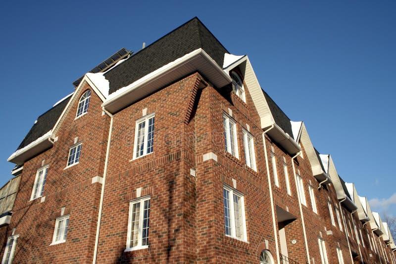 Download Casa Urbana A Toronto Del Centro Fotografia Stock - Immagine di architettura, canada: 3889804