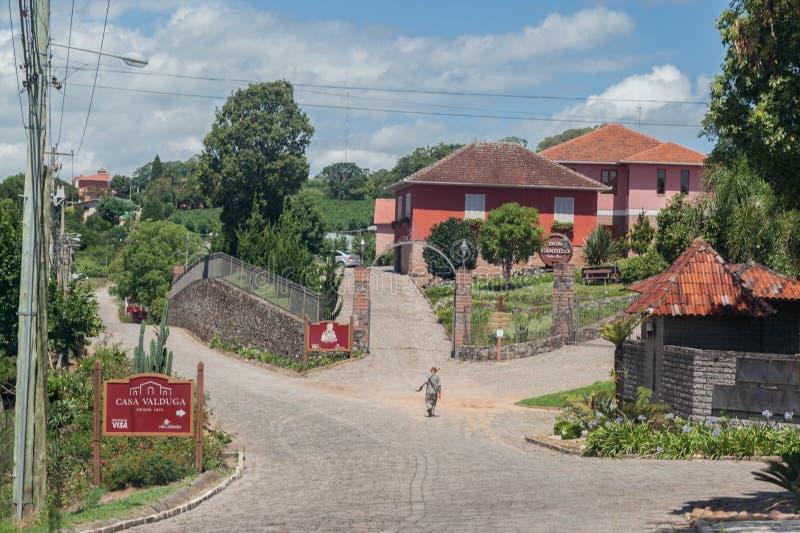 Casa Valduga Bento Goncalves zdjęcia stock