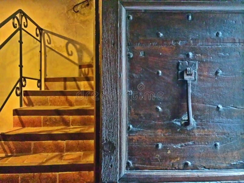 Casa velha fotografia de stock