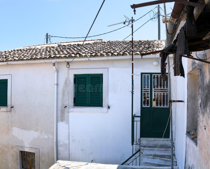 Casa velha foto de stock