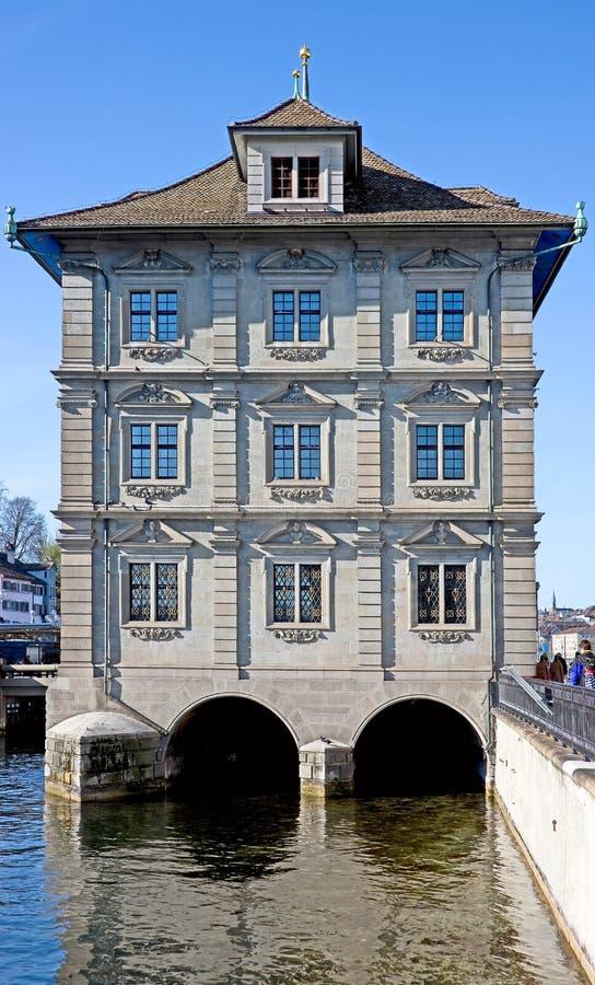 Casa velha agradável 2 fotografia de stock royalty free