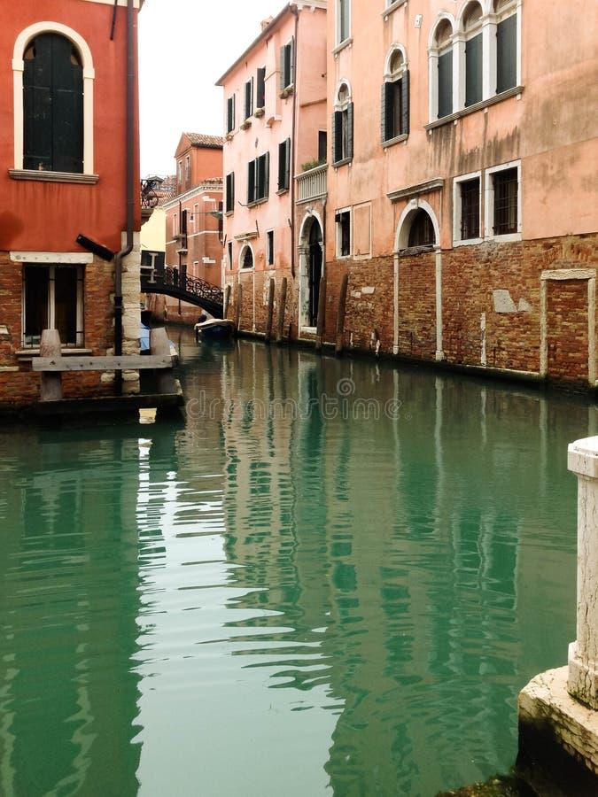 Casa velha em Veneza imagem de stock royalty free