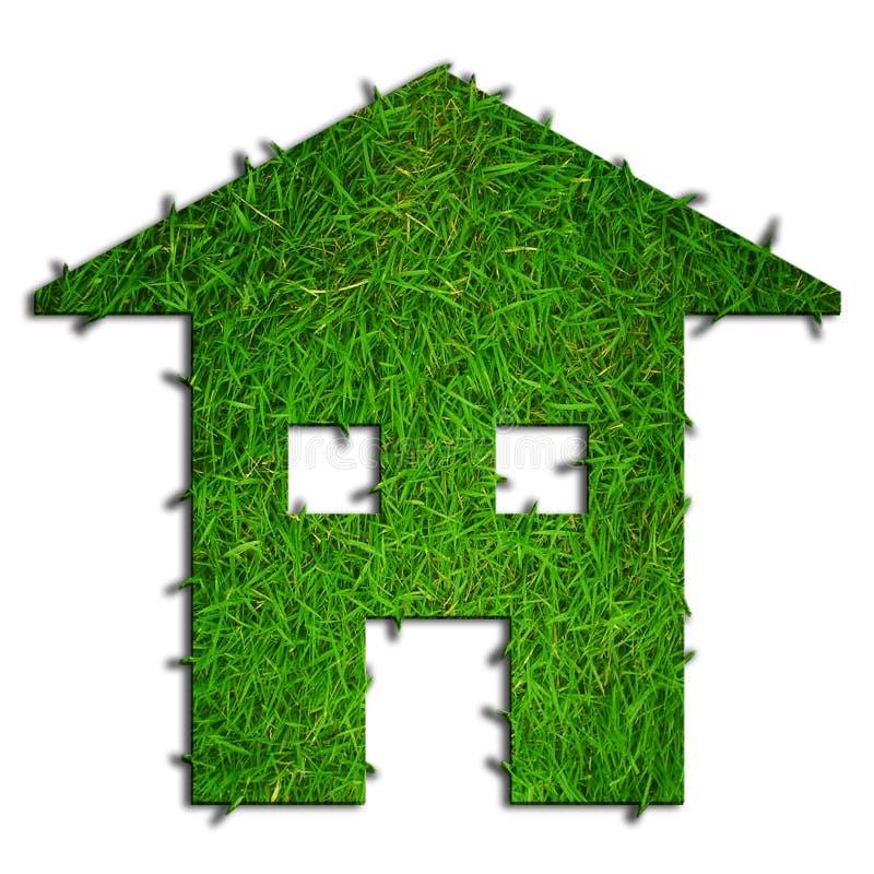 Casa verde de eco imagem de stock imagem 9269931 for Design eco casa verde