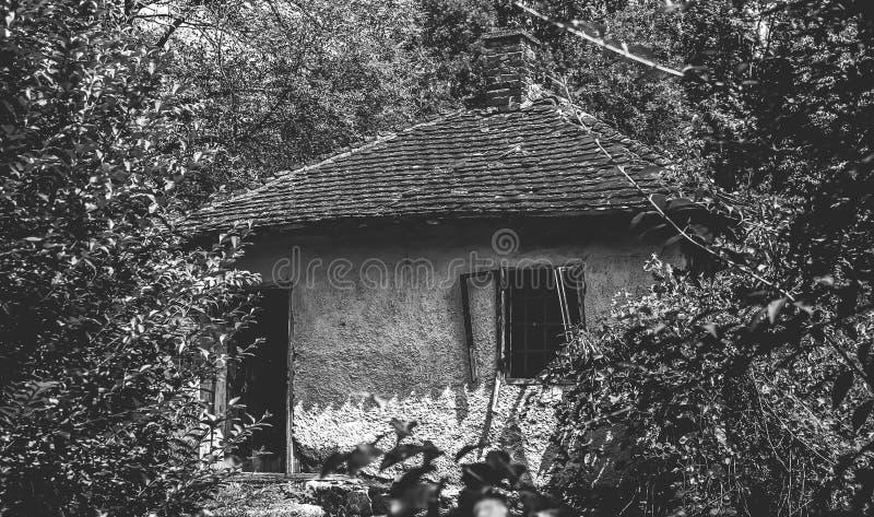 Casa vieja imágenes de archivo libres de regalías