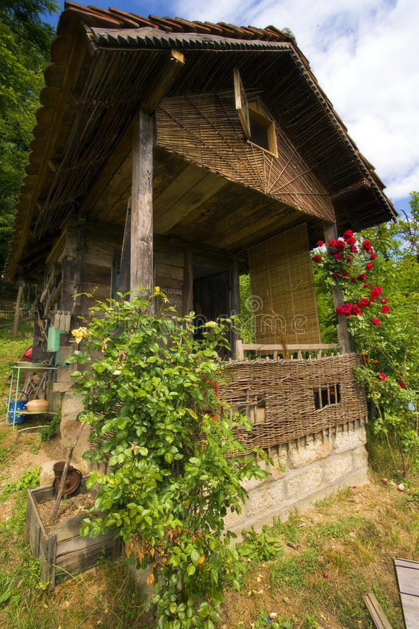 Casa vieja 2 fotos de archivo libres de regalías