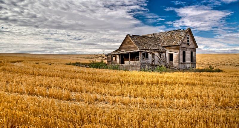 Casa vieja foto de archivo
