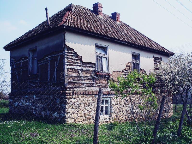 Casa vieja imagenes de archivo