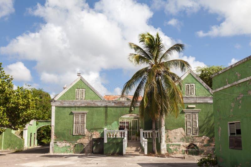 Casa vieja de Punda foto de archivo libre de regalías