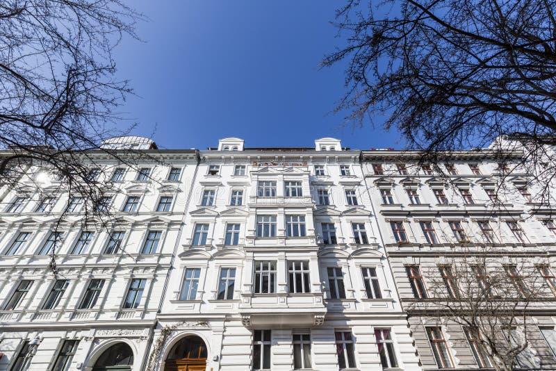 Casa vieja en Berlin Kreuzberg imágenes de archivo libres de regalías