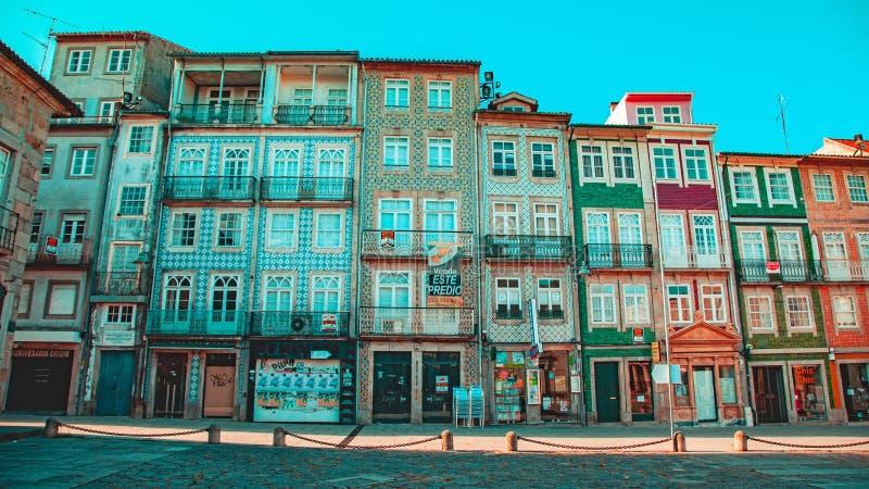 Casa vieja Oporto imágenes de archivo libres de regalías