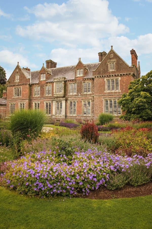 Casa y jardines de Wells Wexford irlanda foto de archivo libre de regalías