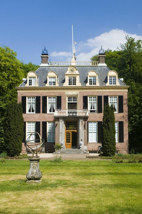 Casa Zypendaal imagen de archivo