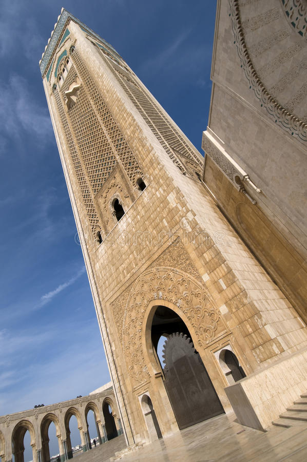 Casablanca royalty free stock images