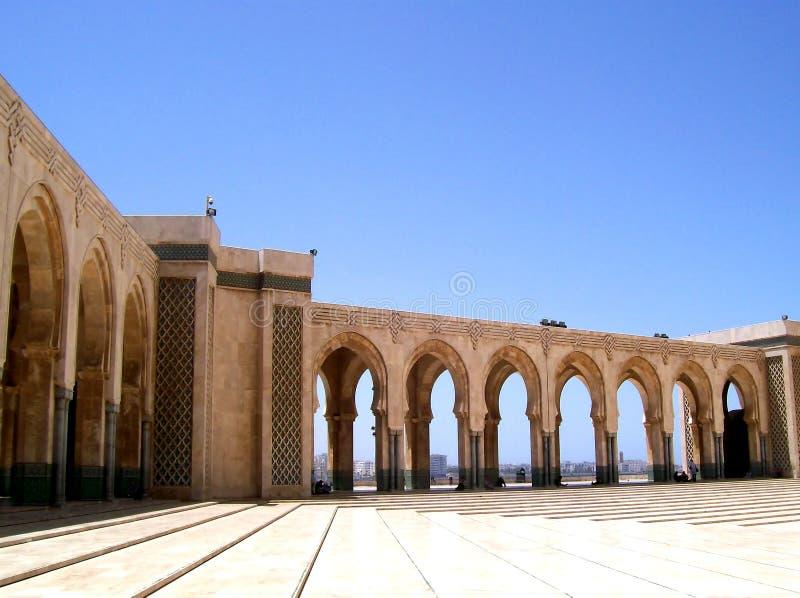 Casablanca royalty-vrije stock foto's