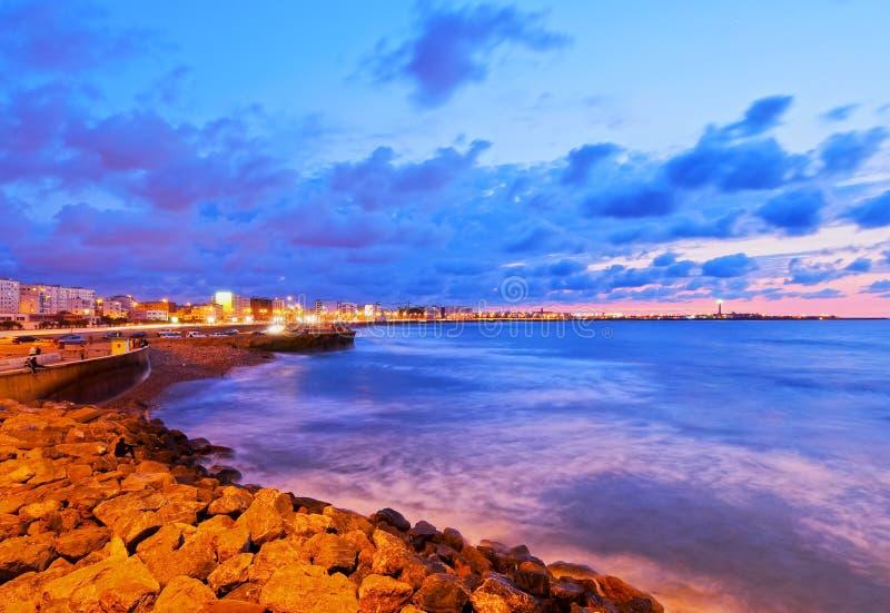 Casablanca, Marokko stock fotografie