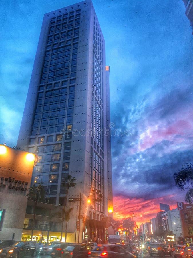 Casablanca& x27; s-Herz stockfoto