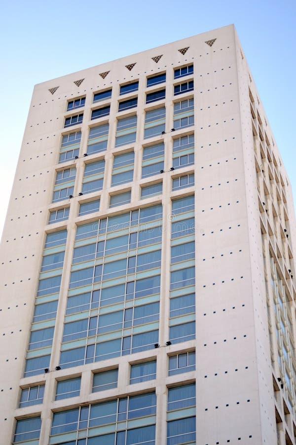 Casablanca twin center building