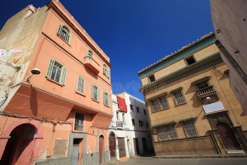 Casablanca vecchio Medina immagini stock libere da diritti