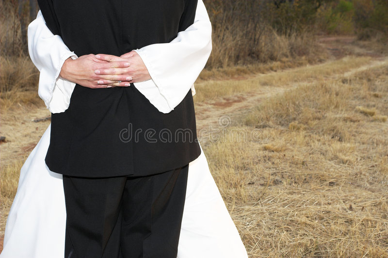 Casamento #13 fotografia de stock royalty free