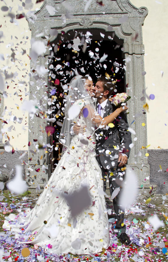 Casamento imagem de stock royalty free