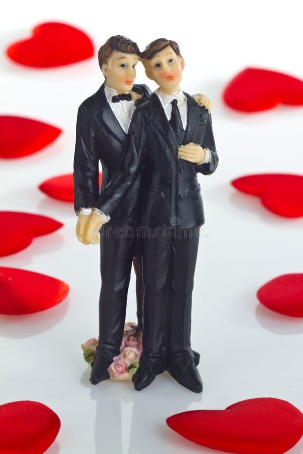 Casamento alegre fotos de stock