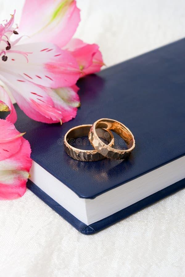 Casamento cristão imagens de stock