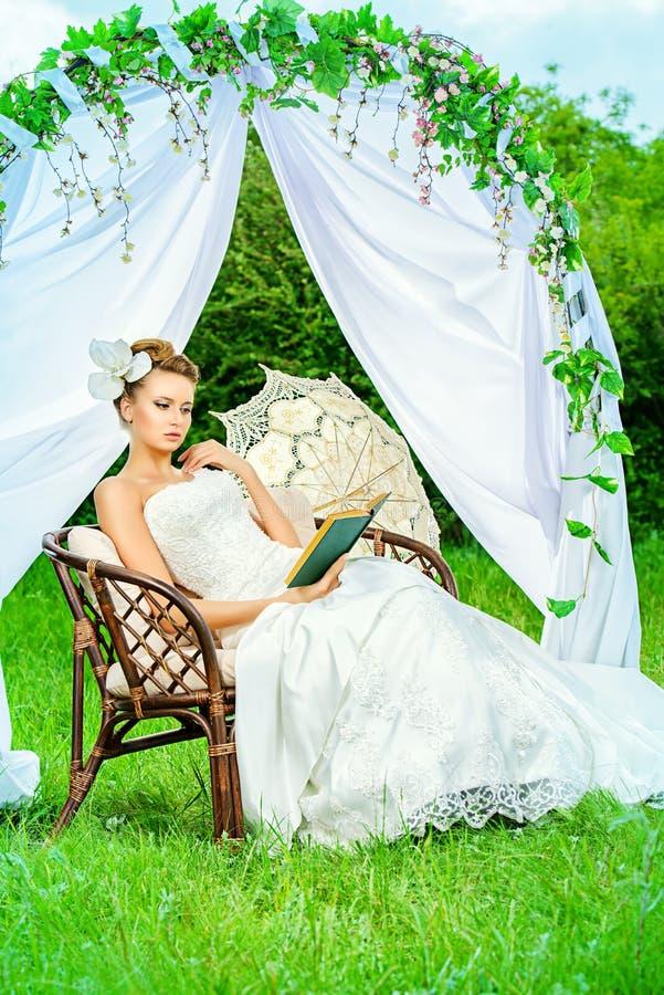 Casamento da luminosidade imagens de stock royalty free