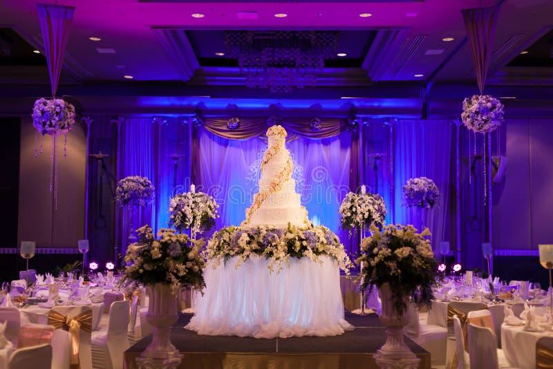 Casamento do banquete foto de stock