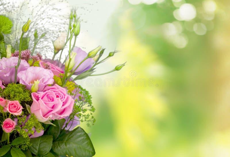 Casamento, flor, ramalhete imagem de stock