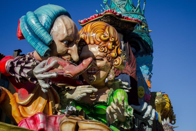 Casanova karneval fotografering för bildbyråer