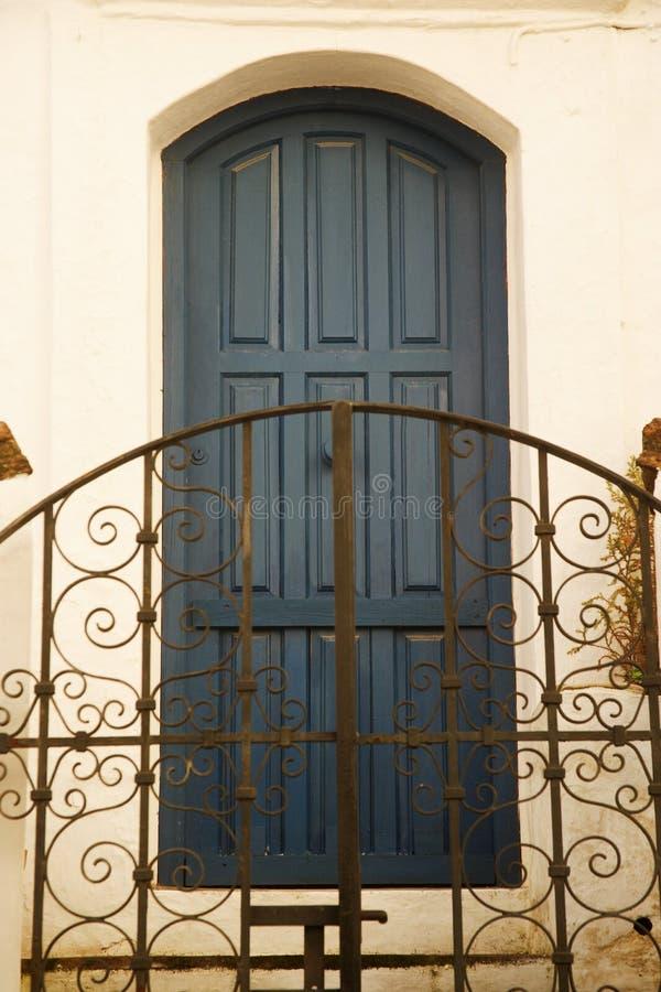 Casares, Spanien stockfoto