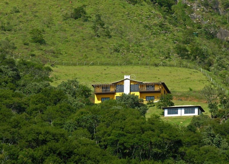 Casas foto de stock royalty free