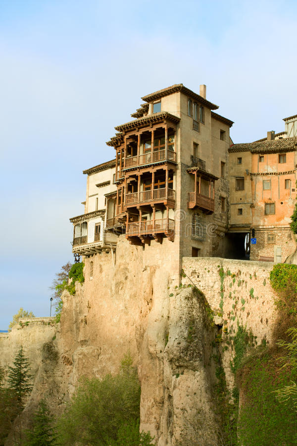 Download Cuenca stock image. Image of architectural, houses, cityscape - 30315837