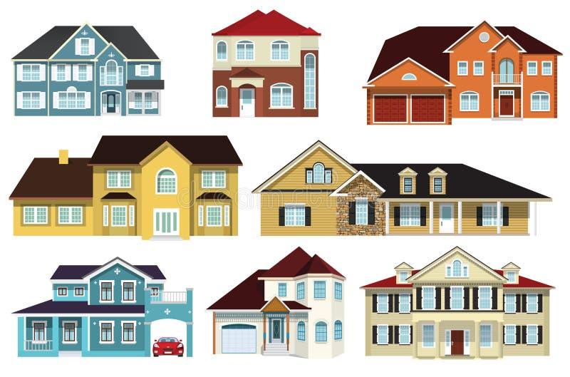 Casas da cidade
