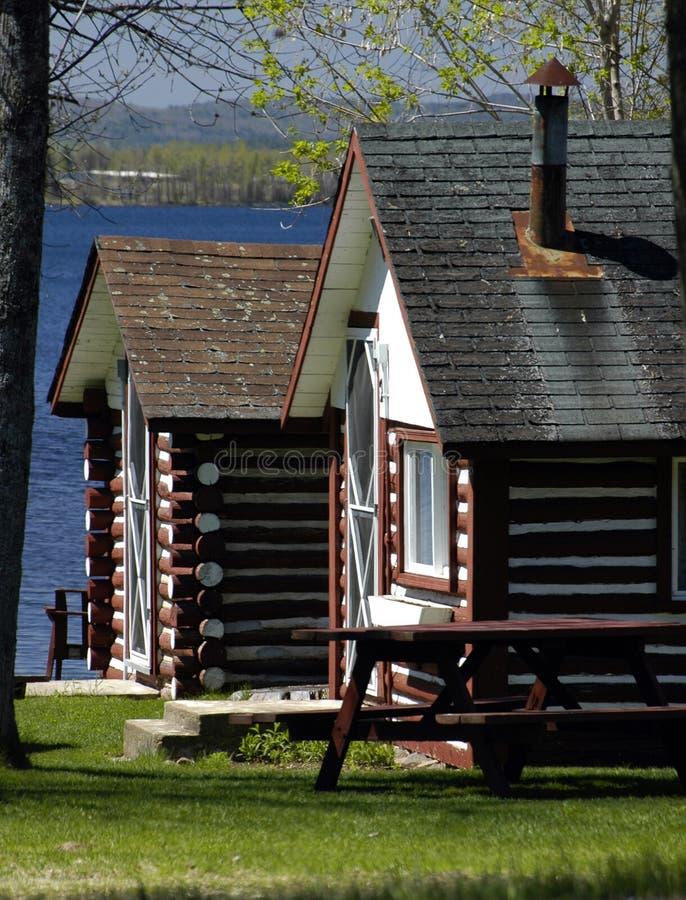 Download Casas de campo do verão foto de stock. Imagem de recreacional - 125616