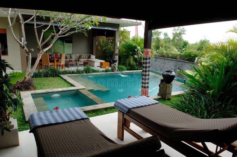Casas de campo dos Tropics imagens de stock
