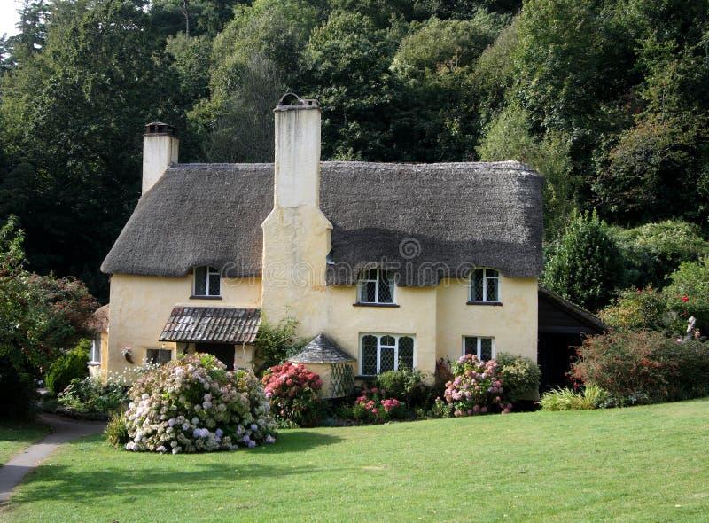 Casas de campo inglesas thatched imagem de stock imagem de cottage rustic 3225623 - Imagenes de casas inglesas ...