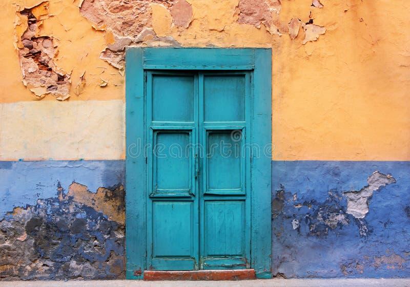 Casas de Las Palmas de Gran Canaria Vegueta imagen de archivo