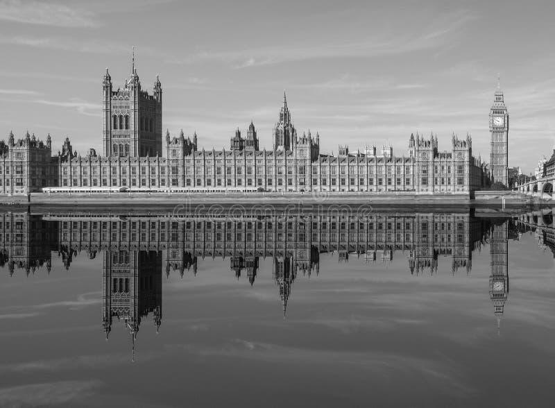 Casas de Parlament fotos de archivo libres de regalías