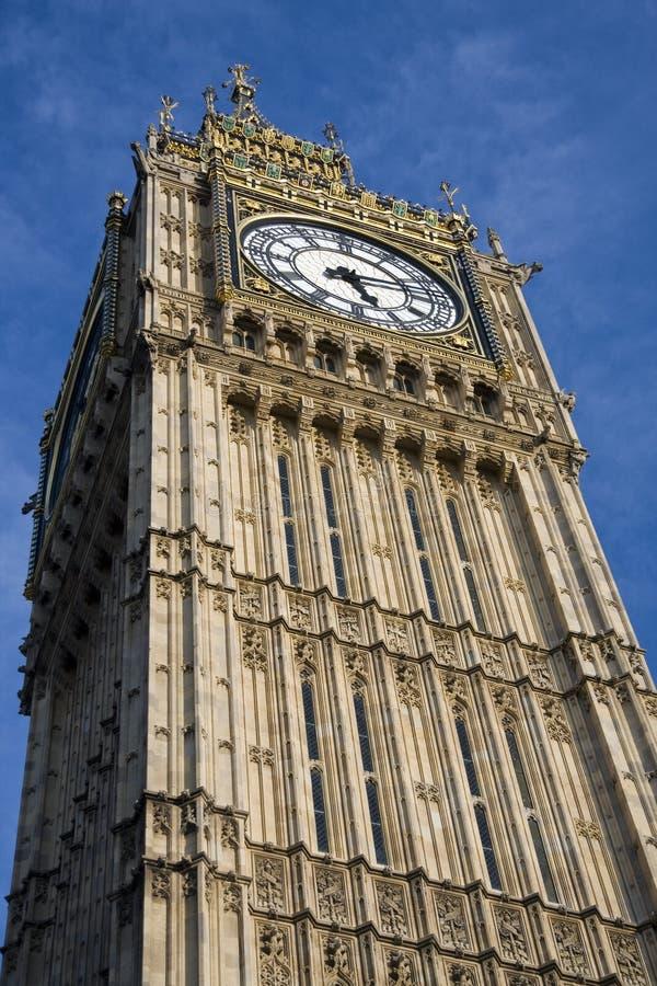 Casas del parlamento Londres - Ben grande imágenes de archivo libres de regalías